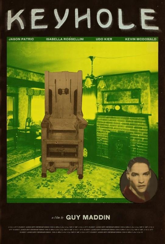 Keyhole: uno dei poster del film diretto da Guy Maddin