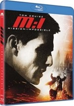 La copertina di Mission: Impossible (blu-ray)