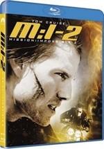 La copertina di Mission: Impossible II (blu-ray)