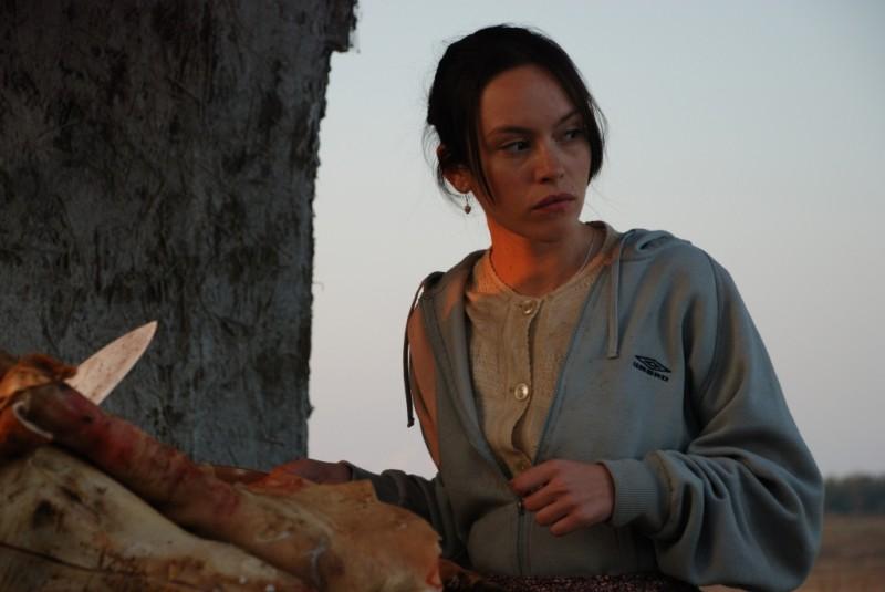 Olimpia Melinte in un'immagine tratta dal film Sette opere di misericordia
