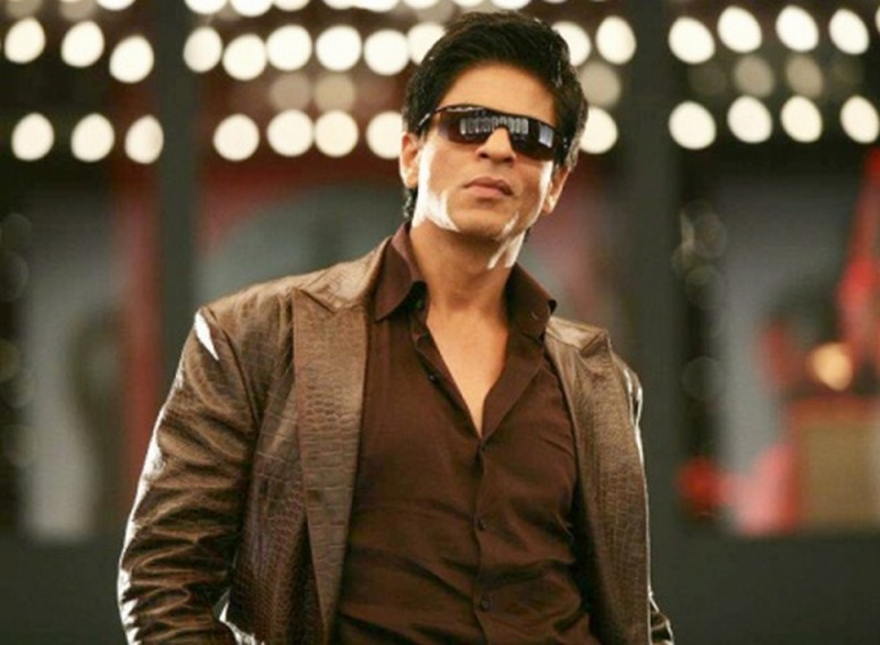 Shahrukh Khan in un'immagine tratta dal film Don - The King is Back