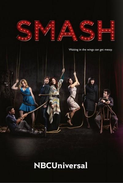 Smash: Un primo poster della serie NBC
