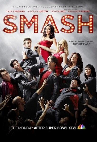 Smash: Uno dei poster della serie NBC