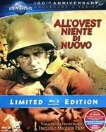 La copertina di All'Ovest niente di nuovo - Collector's Edition (blu-ray)