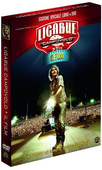 La copertina di Ligabue - Campovolo 2.0 (dvd)