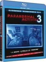 La copertina di Paranormal Activity 3 - Extended Director's Cut (blu-ray)