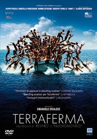 La copertina di Terraferma (dvd)