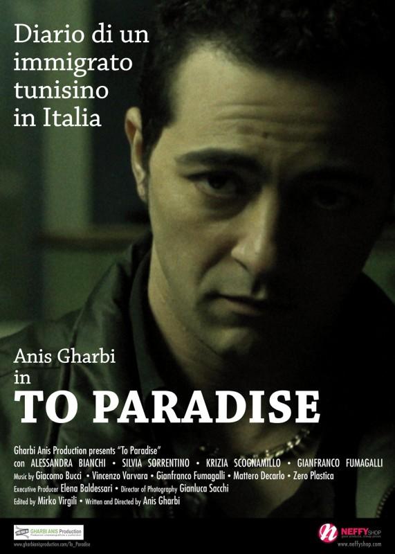 To Paradise: la locandina del film