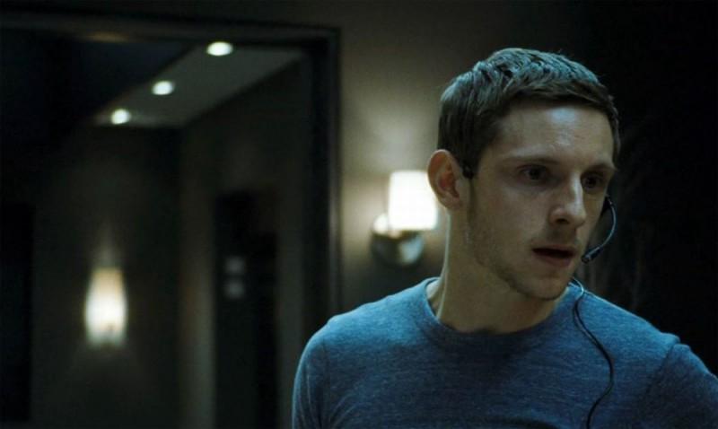 40 carati: Jamie Bell nei panni di Joey Cassidy in una scena del film