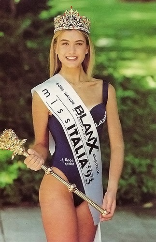 Arianna David è Miss Italia 1993