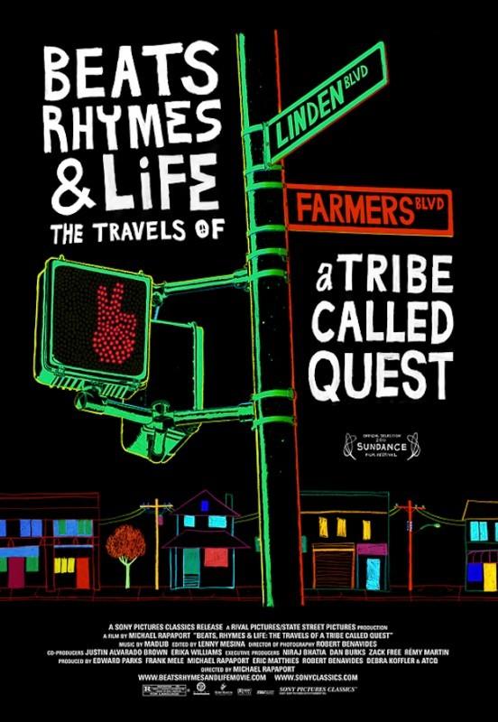 Beats Rhymes & Life: The Travels Of A Tribe Called Quest: la locandina del film