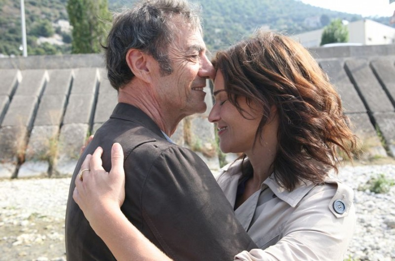 Chiara Caselli in Beau Rivage con Daniel Duval