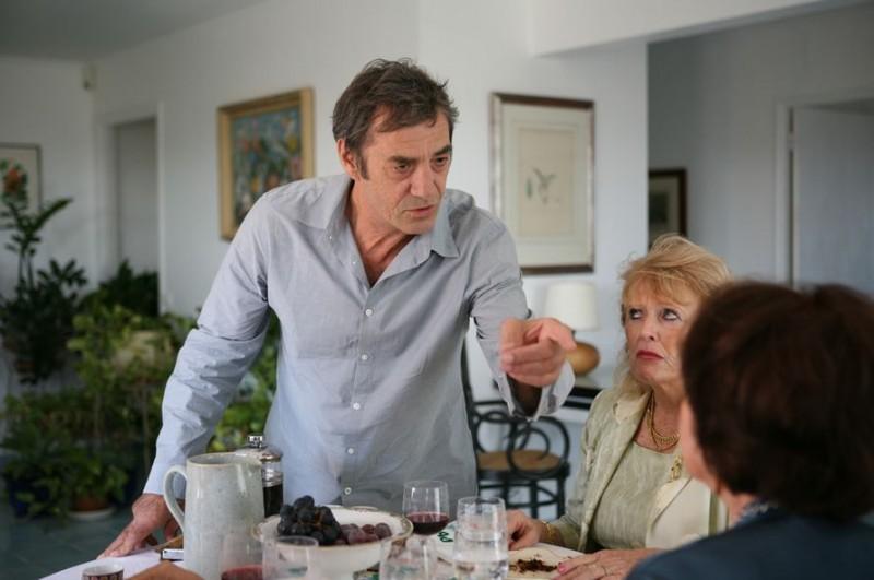 Daniel Duval in Beau Rivage: una scena del film