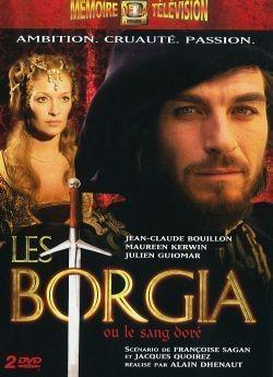 Les Borgia ou le sang doré: la locandina del film