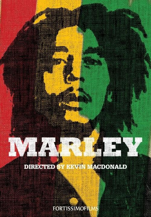 Marley: il primo poster del documentario di Kevin Macdonald su Bob Marley