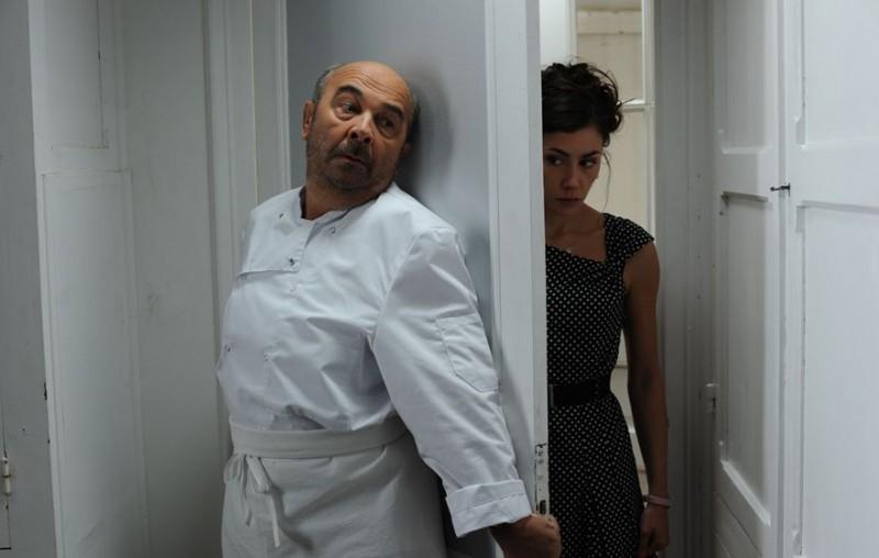 Olivia Ruiz in Un jour mon père viendra con Gérard Jugnot