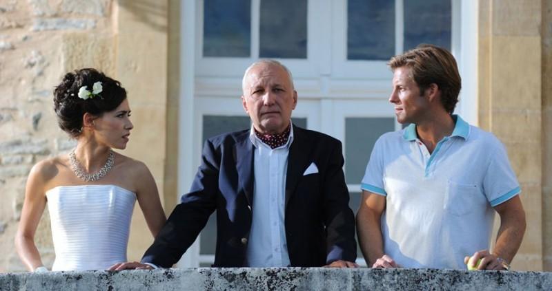 Olivia Ruiz in Un jour mon père viendra con Jamie Bamber e François Berléand