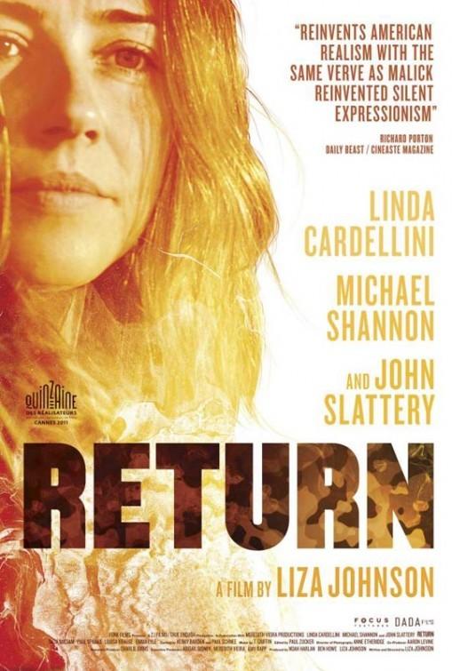 Return: nuovo poster del film