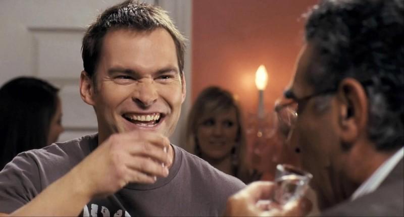 American Pie - Ancora insieme: Seann William Scott si diverte in una scena del film