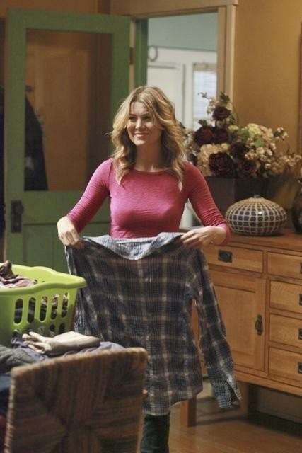 Grey's Anatomy: Ellen Pompeo nell'episodio Take the Lead