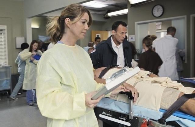 Grey's Anatomy: Ellen Pompeo nell'episodio What Is It About Men