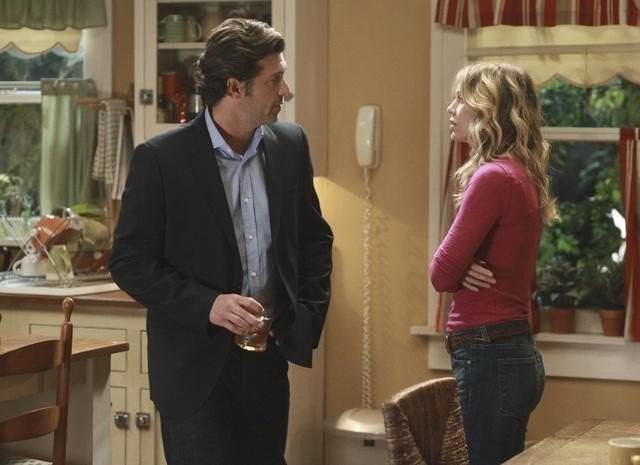 Grey's Anatomy: Patrick Dempsey ed Ellen Pompeo nell'episodio Take the Lead