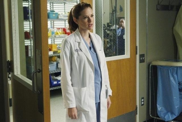 Grey's Anatomy: Sarah Drew nell'episodio Take the Lead