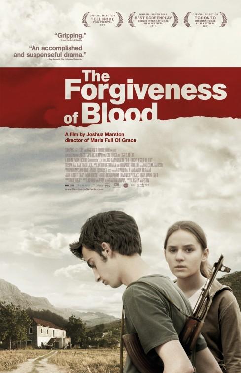 La faida: poster USA (The Forgiveness of Blood)
