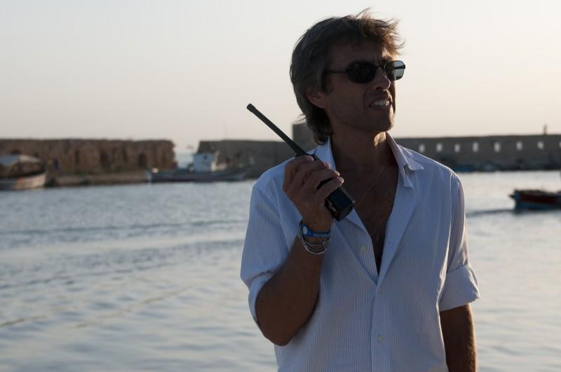 Corrado Trionfera a Ghar el Mel per L'ombra del destino. (Estate 2010)