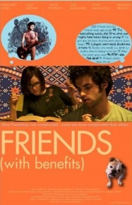 Friends (With Benefits): la locandina del film