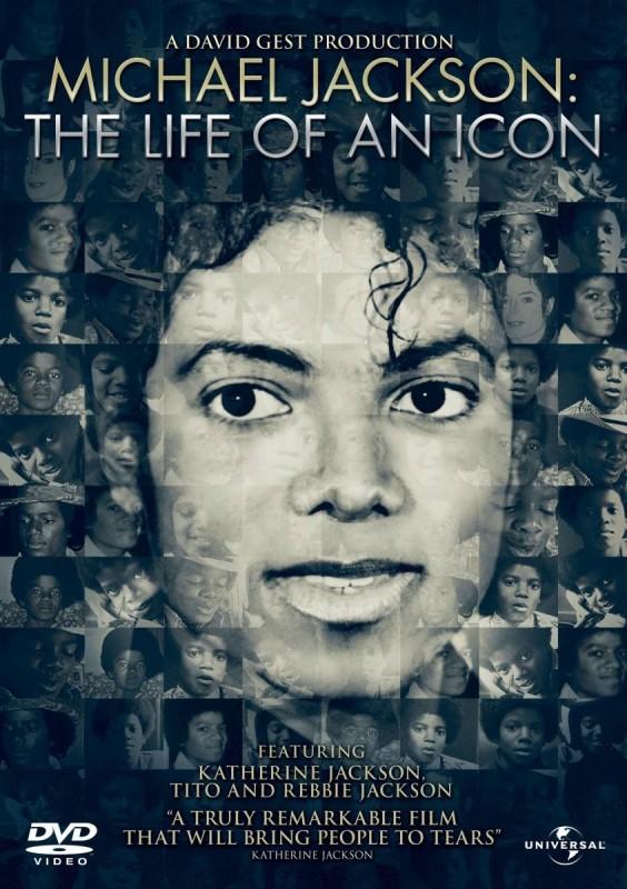 Michael Jackson: The Life of An Icon: la locandina del film
