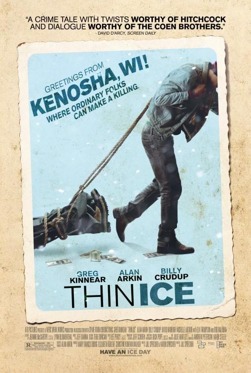 Thin Ice: la locandina del film