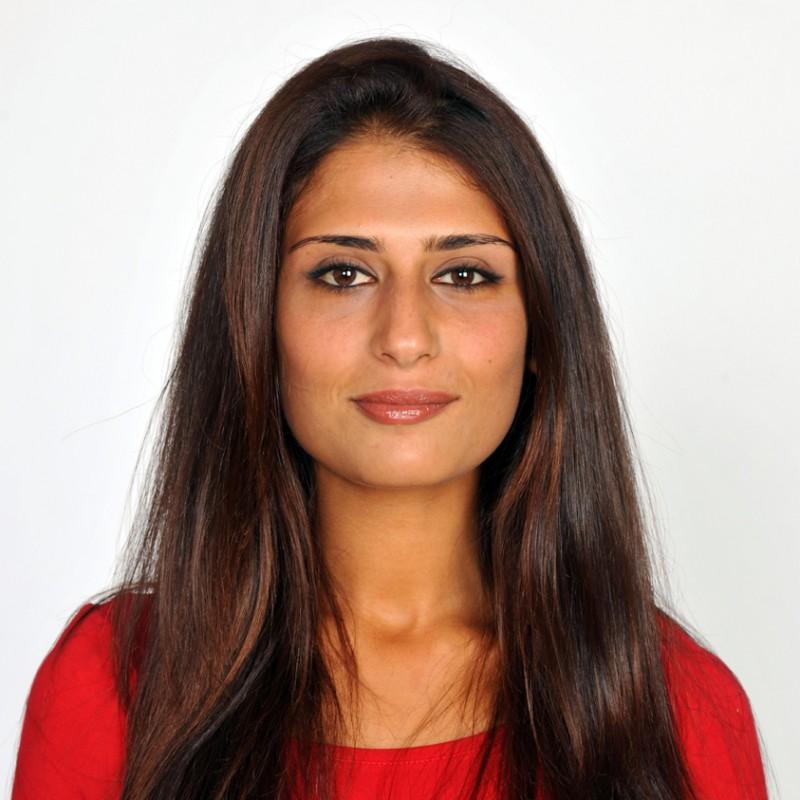 Una foto di Monica Sirianni, concorrente del GF12