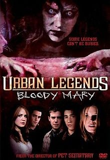 Urban Legend 3: la locandina del film