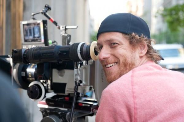 Brian Klugman, co-regista di The Words, sul set