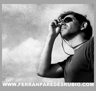 Ferran Paredes Rubio sul set