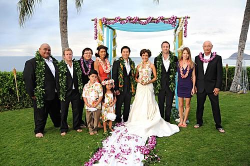 Hawaii Five-0: una foto di gruppo per l'episodio Alaheo Pau'ole