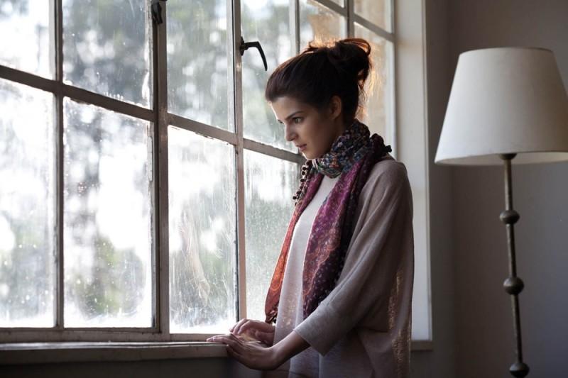 La verità nascosta: Clara Lago nei panni di Belén in una scena del film