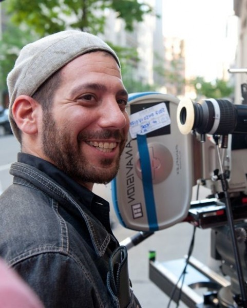 Lee Sternthal, co-regista di The Words, sul set