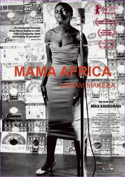 Mama Africa: la locandina del film