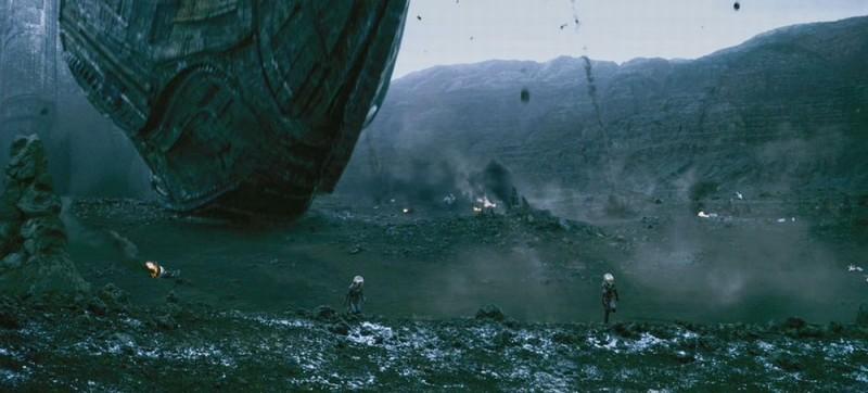 Prometheus: ecco un'altra immagine tratta dal film di Ridley Scott
