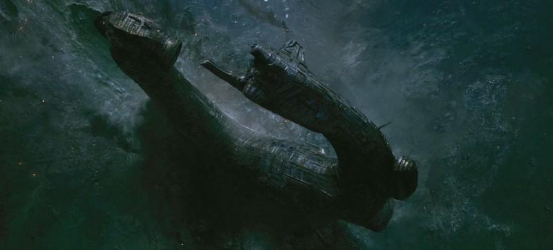 Un'altra immagine dell'attesissimo Prometheus di Ridley Scott