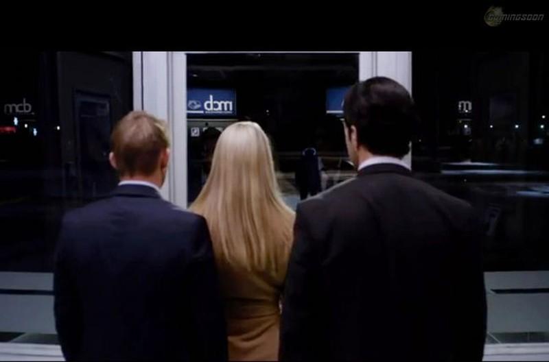 Una scena del thriller ATM - Una trappola mortale diretto da David Brooks