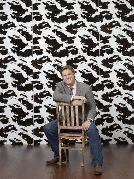 GCB: Brad Beyer è Zack Peacham in una foto promozionale della serie