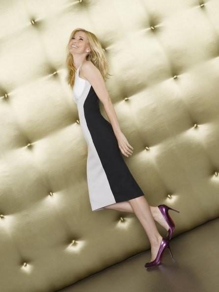 GCB: Leslie Bibb è Amanda Vaughn in una foto promozionale della serie
