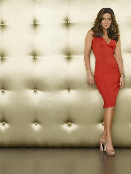 GCB: Marisol Nichols è Heather Cruz in una foto promozionale della serie