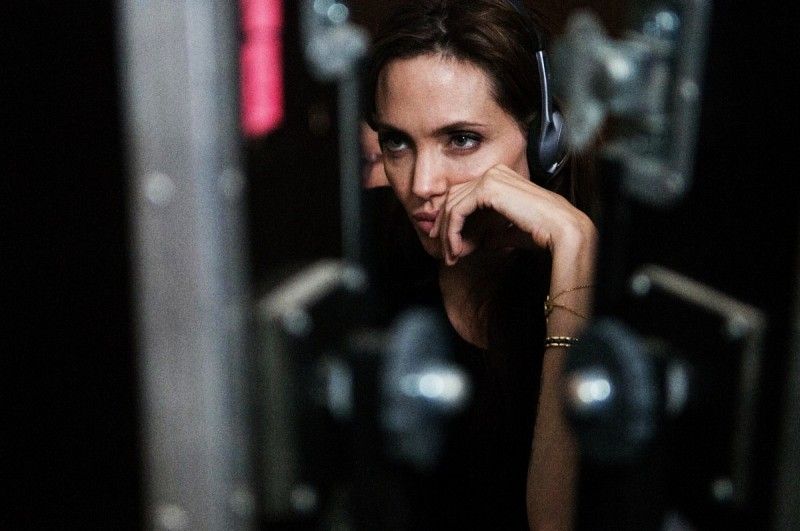 In the Land of Blood and Honey: Angelina Jolie sul set del film
