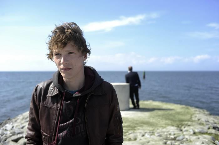 Jacob Matschenz nel film Das System, del 2011