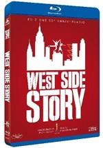 La copertina di West Side Story (blu-ray)