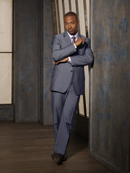 Scandal: Columbus Short è Harrison Wright